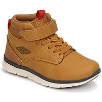 Sapatos Rapaz Sapatilhas de cano-alto Umbro JAGGY VLC Castanho