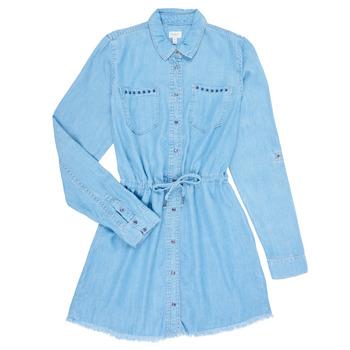 Textil Rapariga Vestidos curtos Pepe jeans ZOEY Azul