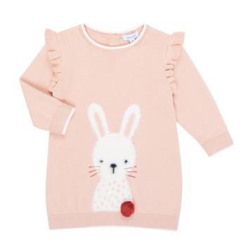 Textil Rapariga Vestidos curtos Absorba 9R30092-312-B Rosa