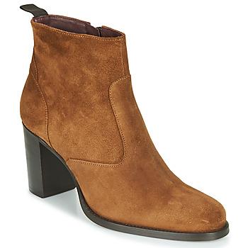 Sapatos Mulher Botins Muratti RAYTOWN Castanho