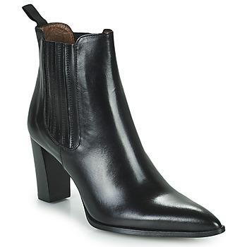 Sapatos Mulher Botins Muratti AMYNA Preto