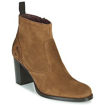 Sapatos Mulher Botins Muratti RABOUILLET Bege