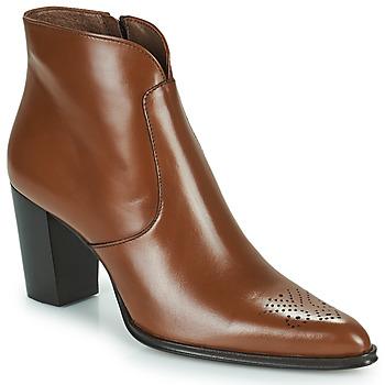 Sapatos Mulher Botins Muratti RAINCHEVAL Castanho