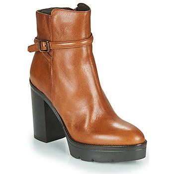 Sapatos Mulher Botins Sweet Lemon FANNY Conhaque
