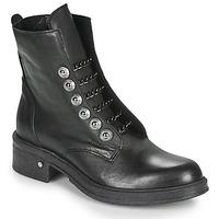 Sapatos Mulher Botas baixas Sweet Lemon REVELO Preto