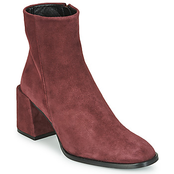 Sapatos Mulher Botins Castaner IRIS Bordô
