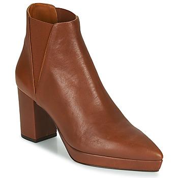 Sapatos Mulher Botins Castaner OSCA Conhaque