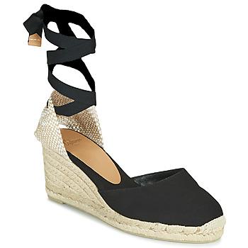 Sapatos Mulher Sandálias Castaner CARINA Preto