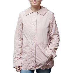 Textil Mulher Parkas Geox W SHAKIMA Rosa
