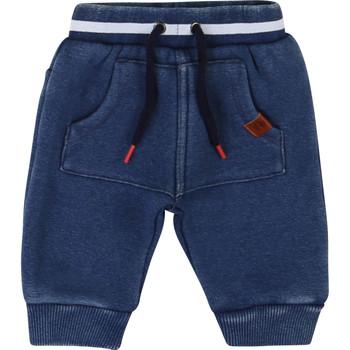Textil Rapaz Calças Timberland T94736 Azul