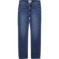 Textil Rapaz Calças de ganga slim Timberland T24B15 Azul