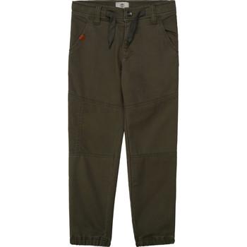 Textil Rapaz Calças Timberland T24B11 Cáqui