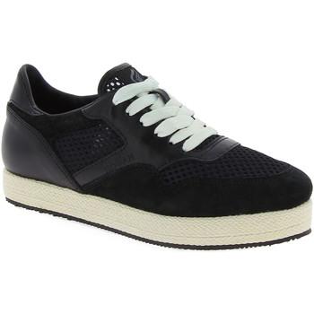 Sapatos Mulher Sapatilhas Hogan HXW2680R7108TCB999 nero