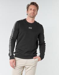 Textil Homem Sweats HUGO DOBY203 Preto