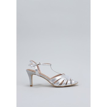 Sapatos Mulher Sandálias Krack FRESTU Prata