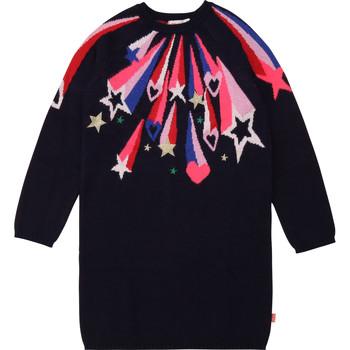 Textil Rapariga Vestidos curtos Billieblush / Billybandit U12583 Azul