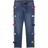 Textil Rapariga Calças de ganga slim Billieblush / Billybandit U14406 Azul