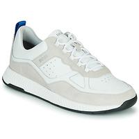Sapatos Homem Sapatilhas BOSS TITANIM RUNN LTMX Branco