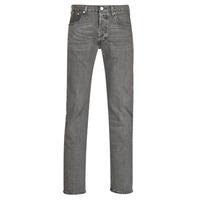 Textil Homem Calças Jeans Levi's 501 Levi's ORIGINAL FIT Cinza