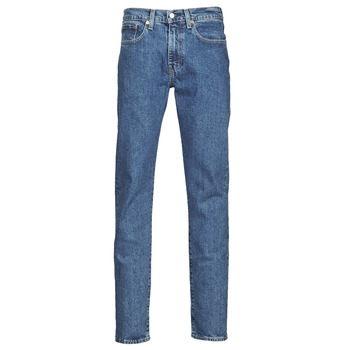 Textil Homem Calças Jeans Levi's 502 TAPER Azul