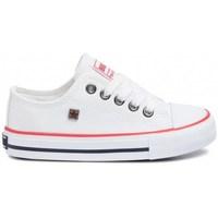 Sapatos Criança Sapatilhas Big Star FF374200 Branco