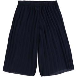 Textil Rapariga Shorts / Bermudas Mayoral Falda pantalon azul