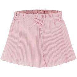 Textil Rapariga Shorts / Bermudas Mayoral Falda pantalon plisada rosa