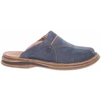 Sapatos Homem Tamancos Josef Seibel 10999751541 Grafite