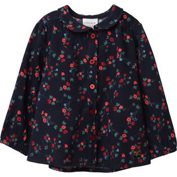 Textil Rapariga Tops / Blusas Carrément Beau Y95234 Azul