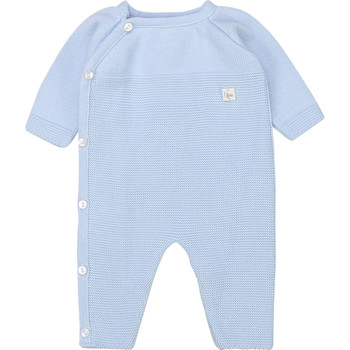 Textil Rapaz Macacões/ Jardineiras Carrément Beau Y94185 Azul