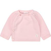 Textil Rapariga T-shirt mangas compridas Carrément Beau Y95228 Rosa