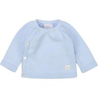 Textil Rapaz T-shirt mangas compridas Carrément Beau Y95232 Azul