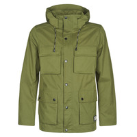 Textil Homem Parkas Scotch & Soda POCKET MILITARY Cáqui