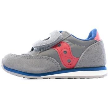 Sapatos Rapaz Sapatilhas Saucony  Cinza