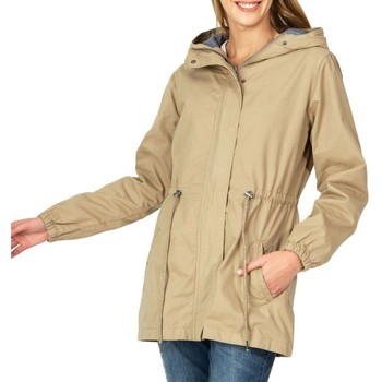 Textil Mulher Trench TBS  Bege