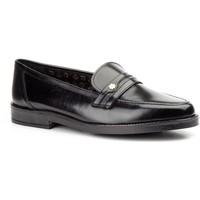 Sapatos Homem Mocassins Iberico Shoes Zapato de hombre de piel by Baerchi (Exodo) Noir