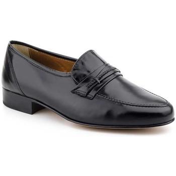 Sapatos Homem Mocassins Nikkoe Shoes For Men Zapato de hombre de piel by Baerchi (Exodo) Noir