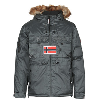 Textil Homem Parkas Geographical Norway BENCH Cinza / Escuro