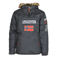 Textil Homem Parkas Geographical Norway BARMAN Cinza / Escuro