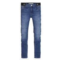 Textil Rapariga Gangas Skinny Calvin Klein Jeans IG0IG00639-1A4 Azul