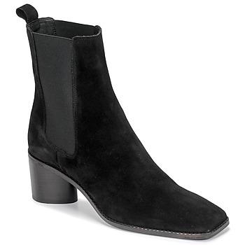Sapatos Mulher Botins Jonak BERGAMOTE Preto