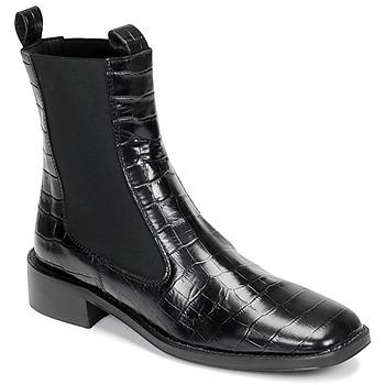 Sapatos Mulher Botas baixas Jonak BOLIVIA Preto