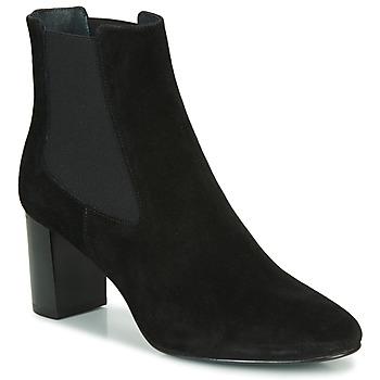 Sapatos Mulher Botins Jonak Damocle Preto