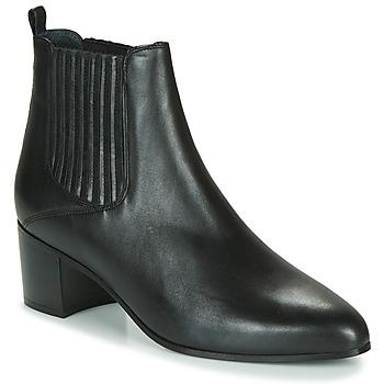 Sapatos Mulher Botins Jonak Debina Preto
