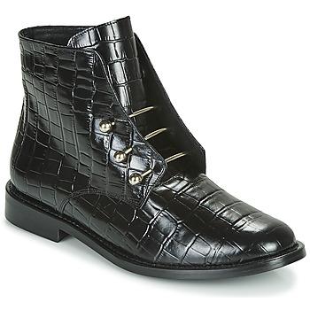 Sapatos Mulher Botas baixas Jonak Dhavlen Preto