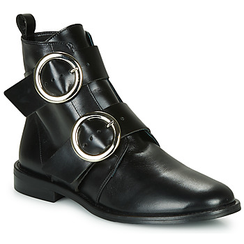 Sapatos Mulher Botas baixas Jonak Diafo Preto