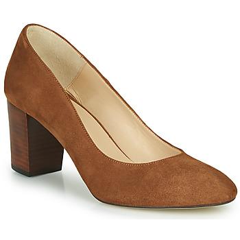Sapatos Mulher Escarpim Jonak Vulcane Castanho