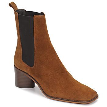 Sapatos Mulher Botins Jonak BERGAMOTE Castanho