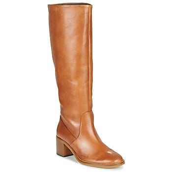 Sapatos Mulher Botas Jonak MAMELI Camel