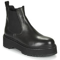 Sapatos Mulher Botas baixas Jonak RANIE Preto
